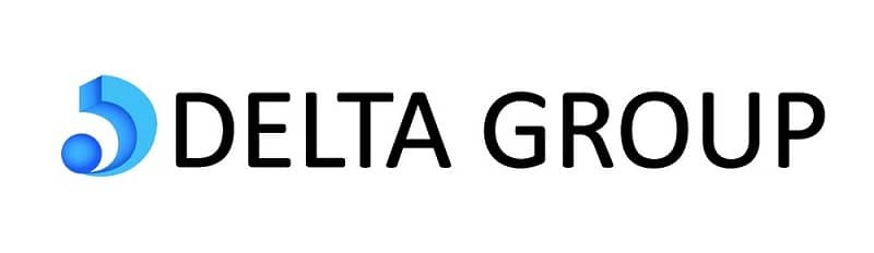 DELTA GROUP ロゴ