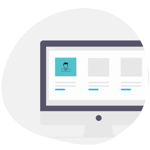 基本情報や掲載したい内容を フォームに従って入力するだけで 貴社の掲載作業は完了します。 掲載方法が分からないときは 派遣コネクトコーディネーターが サポートいたします。
